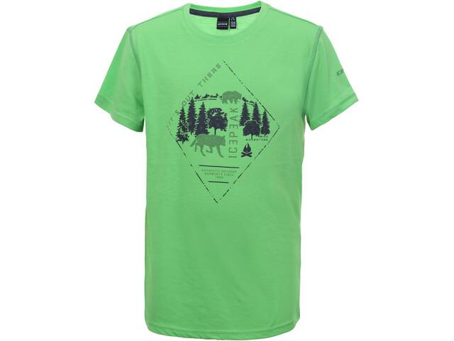 Icepeak Keene T-Shirt Enfant, emerald